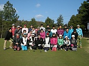 We love golf in mixi