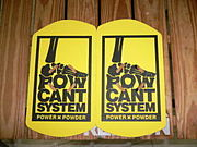 POW CANT SYSTEM
