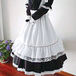 メイド服はロングスカート派!