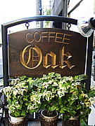 """Oak"" COFFEE & SPICY CURRY"