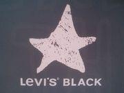 ★☆LEVI'S BLACK☆★