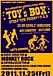 ★TOY's BOX★@P.O.d  12/23(金)
