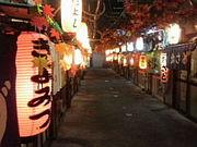 静岡おでん街「きよみづ」