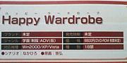 Happy Wardrobe
