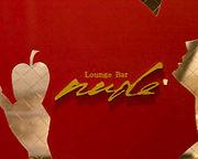 """広島 Lounge Bar """"nude"""""""