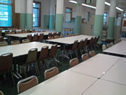中之島図書館の自習室