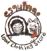 "esquimao ""used clothing store"""