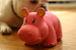 ピンクのカバさん