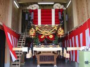 石切神社の夏祭り、秋祭り