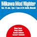 Mikawa Mod Nighter/三河モッズ