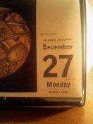 12月27日生まれ人の集い。