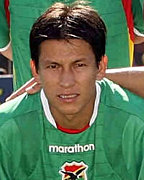 ボリビア代表 ホセリート・バカ