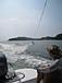 福岡の海まったりウェイクボード