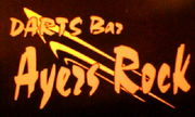 DARTS BAR ★Ayers Rock★