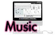 Mac/ミュージシャン/DTM