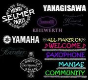 SAX MANIAS COMMUNITY