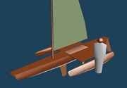 ボートヨットカヌー自作