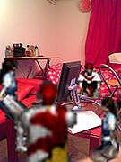 【紅の間】ホームパーティ
