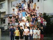 芦子小学校6年3組井島級