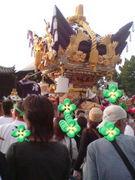 御幸だんじり祭りIn 熊本