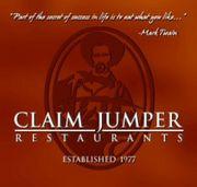 CLAIM JUMPER だいすき