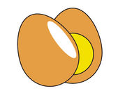煮卵はハードボイルドで