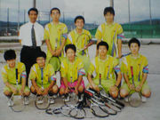 武蔵台高校ソフトテニス部