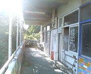 学館四階南側