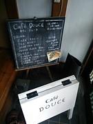 カフェ ドゥース