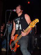 Nate Newton [Converge,Bass]