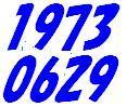 ☆ 1973年6月29日生まれ ☆