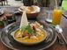 バリ島楽園カフェ