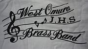 2001年卒 西中吹奏楽部