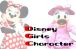 Disney Girls Character