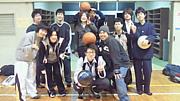 バスケットチームのメンバー募集