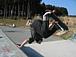 スケートボード - ミニランプ