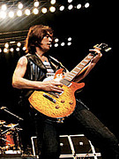 B'z Guitarist TAK MATSUMOTO