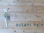 hair aotani 桂店