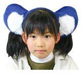 ドアラの耳