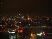 上海に取り付かれました