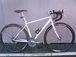 やりくり自転車乗り。