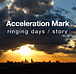 Acceleration Mark