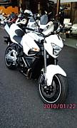 愛するバイクはB−KING!!!!