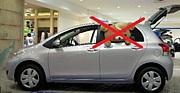 ぬいぐるみ乗車禁止