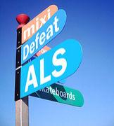Defeat ALS!!