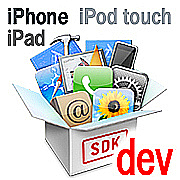 iPhone/iPod touch/iPad:開発者