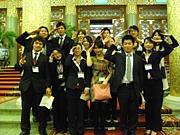 日本大学生訪中団B団3班