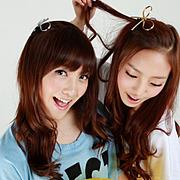 KARAのヘアーメイクが好き☆