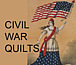 Civil war quilts 2011