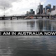 今、オーストラリアいます!